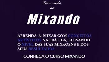 mixando audio