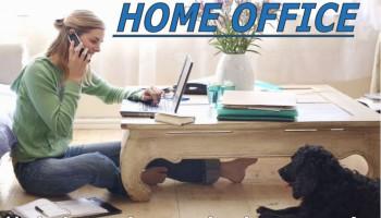 oportunidade de trabalhar em home office
